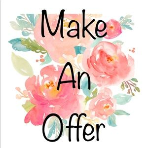 Other - Make an Offer No Reasonable Offer Refused